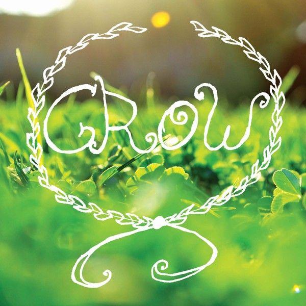 Grow series by ji Cooper, via Behance
