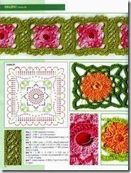 crochet motif 8