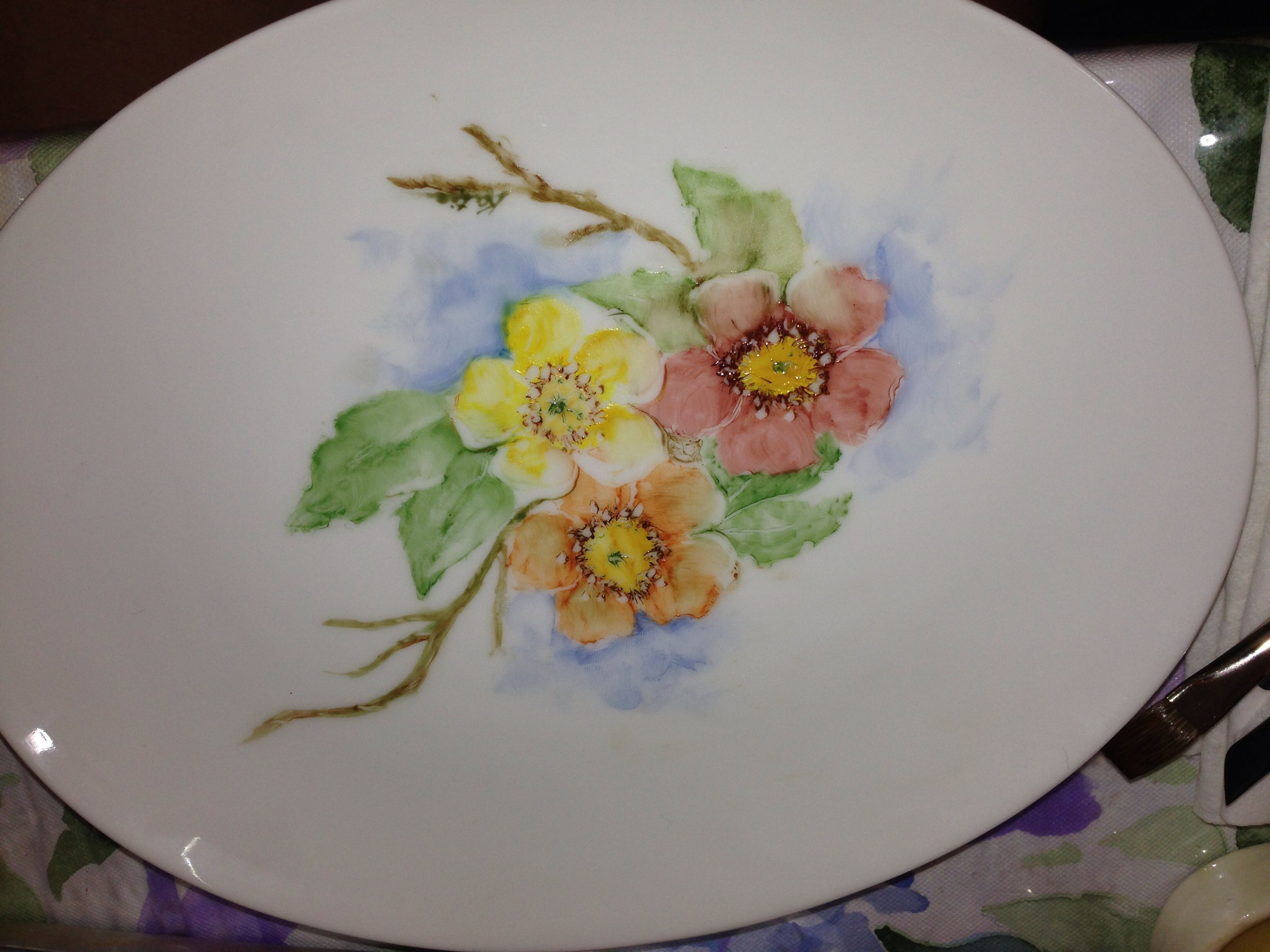 My first piece.
