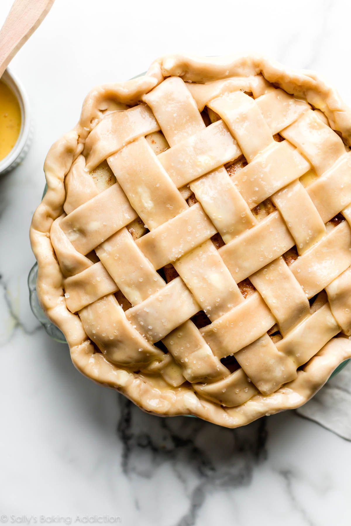 Full Tutorial To Lattice Pie Crust With A No Fail Pie Crust Recipe