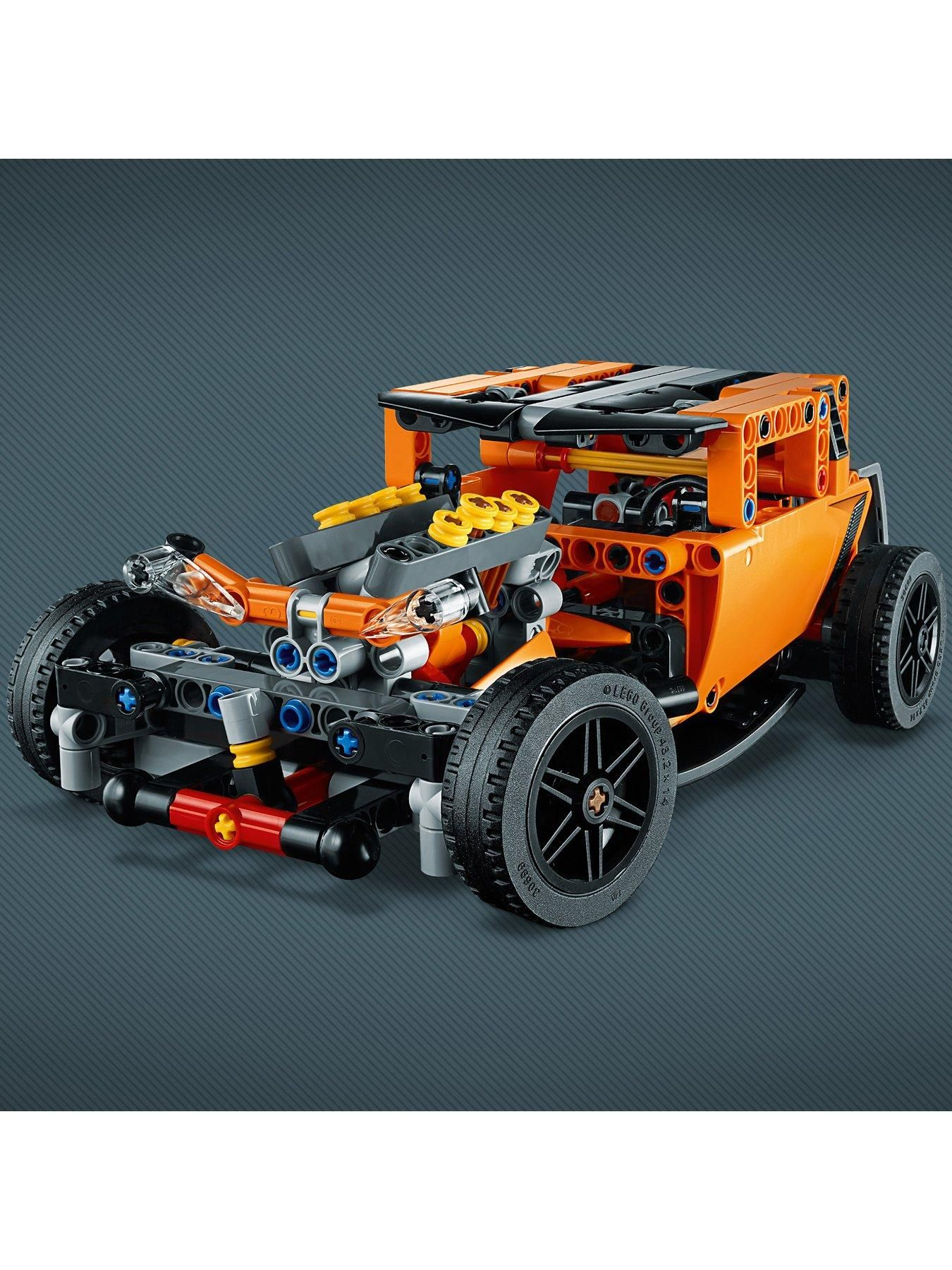 Lego Technic 42093 Chevrolet Corvette Zr1 Corvette Zr1