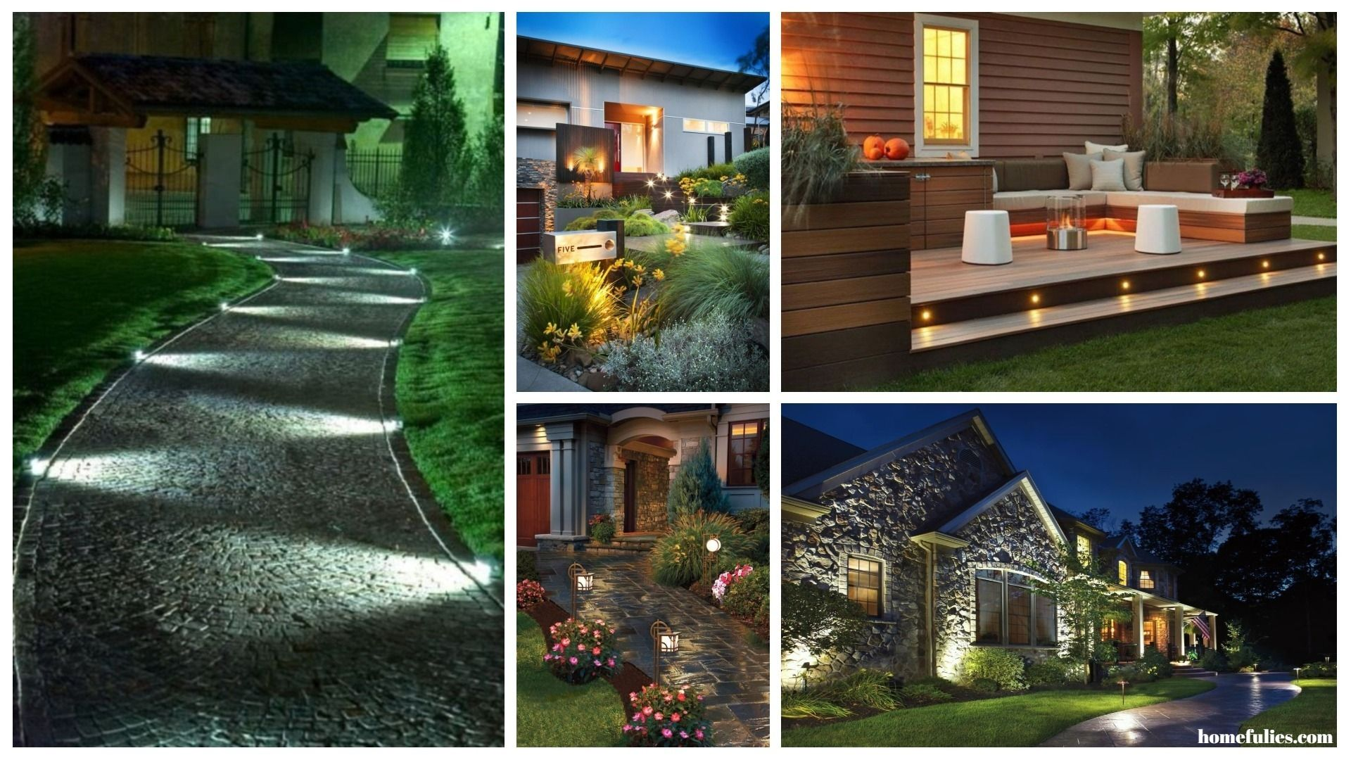 Gorgeous 38 Landscape Lighting Ideas For Frontyard Design Httphomefuliescom