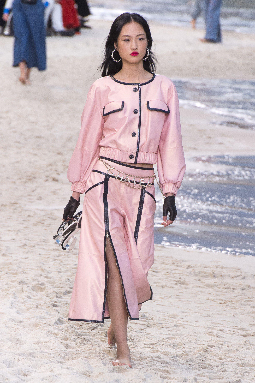 Chanelin Couture İlkbahar Yaz 2017 Art Deco Koleksiyonu