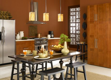 African Home Decor on African Style Kitchen Home Decorating Tips Ideas