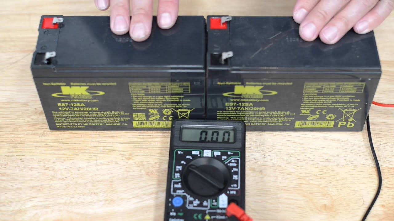 Testing Battery Voltage For Driveway Gate Openers Driveway Gate Openers Gate Openers Driveway Gate