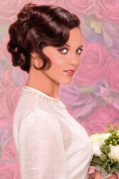 Wedding Hairstyles For Mid Length Brunette Hair 169 Patrick