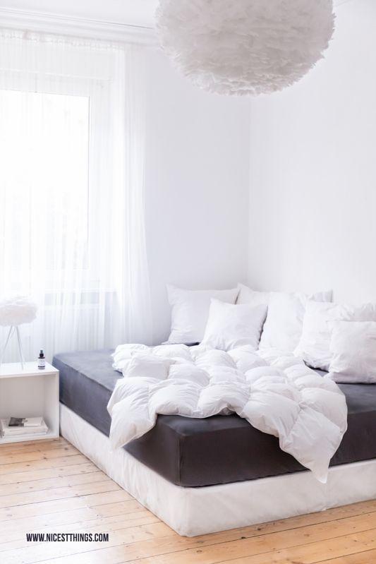 Tricks gegen Schlafstörungen \ DIY Kissen Spray selber machen - lampe für schlafzimmer