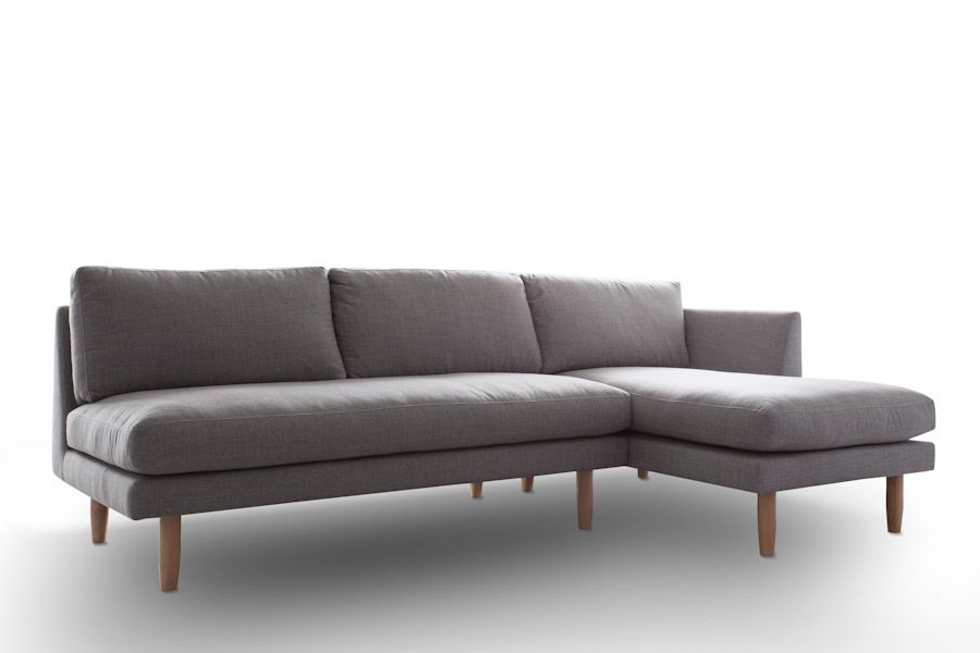 Mikan Cornersofa Inspired With The Retro Furniture Design With Its Wooden Legs This Sofa Is Match Of Loo Sofa Furniture Retro Furniture Design Corner Sofa