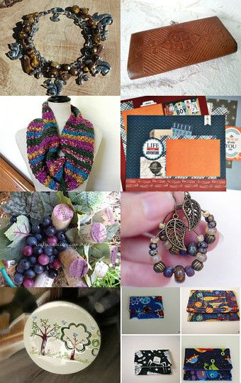 Earth colors by Inita on Etsy--Pinned with TreasuryPin.com
