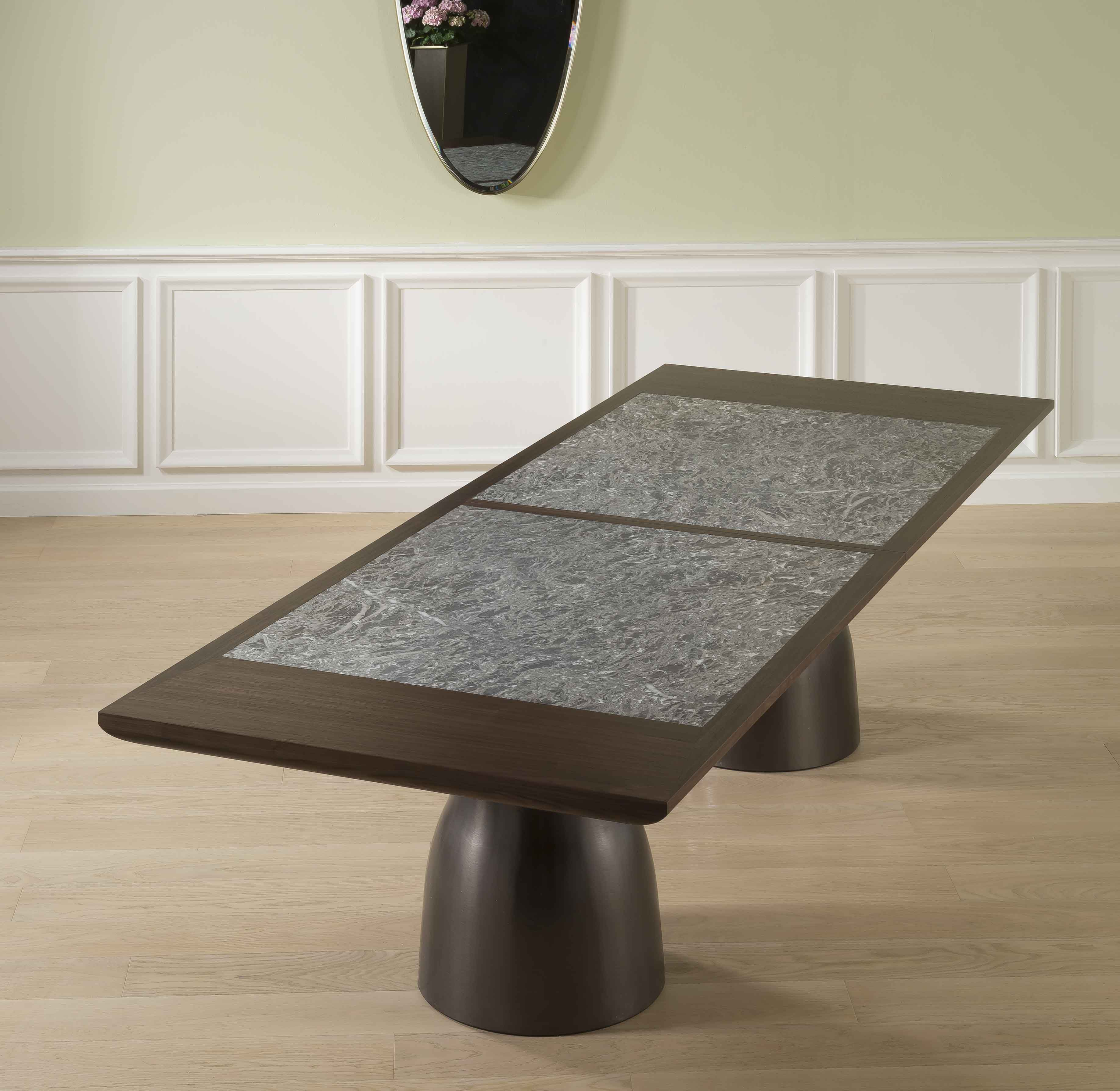 Thomas Dining Table With Extension Leaf Bellavista Collection 2015
