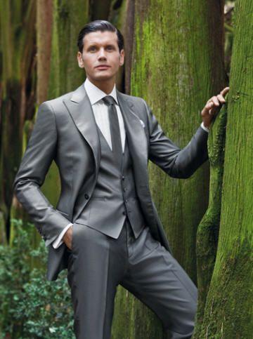3 Piece Suit | CRAZY ABOUT WEDDINGS | Groom | Pinterest | Of ...