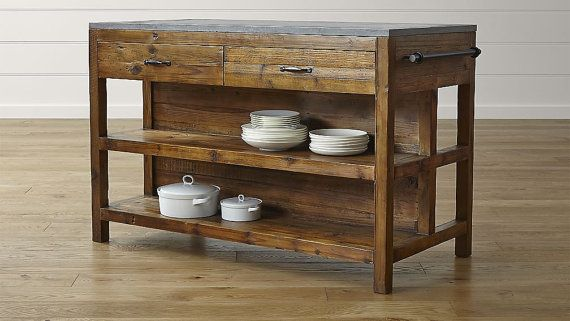 Reclaimed Or Barn Wood Island With Stool Storage Or Customized Etsy Wood Kitchen Island Reclaimed Wood Kitchen Island Reclaimed Wood Kitchen