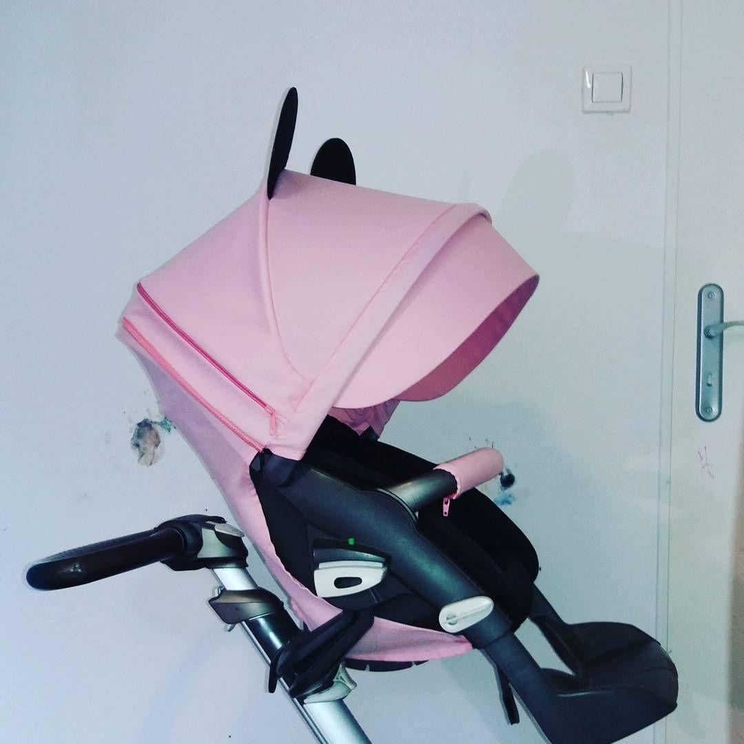 Stokke Kit Minnie Mouse Stile For Stokke Xplory V1 And V2 Stokke Stylova Sada Minnie Mouse Pro Kocarek Stokke X Baby Strollers Baby Car Seats Stokke Xplory