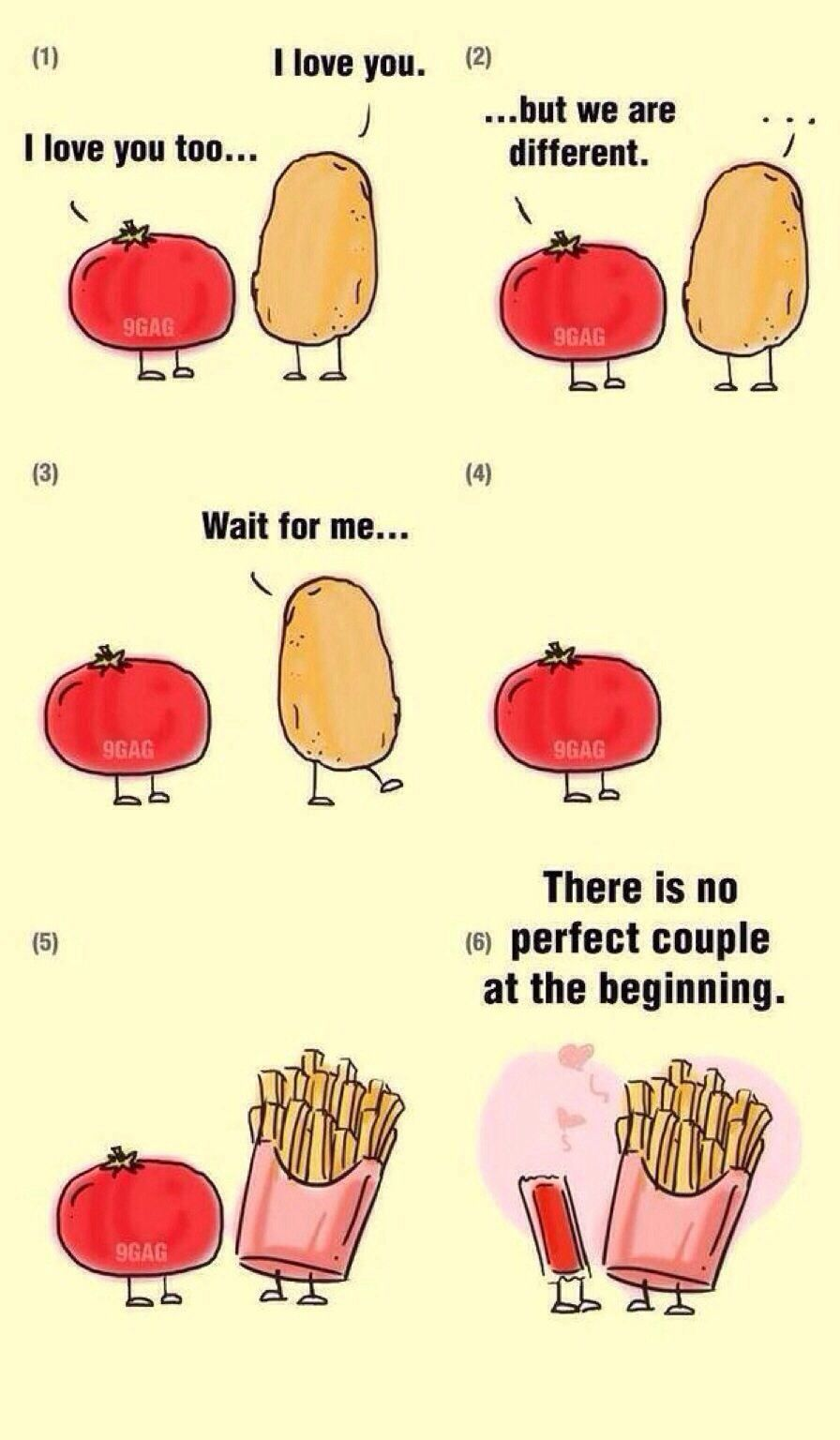 Funny pictures about Tomato And Potato A Love Story Oh and cool pics about Tomato And Potato A Love Story Also Tomato And Potato A Love Story photos