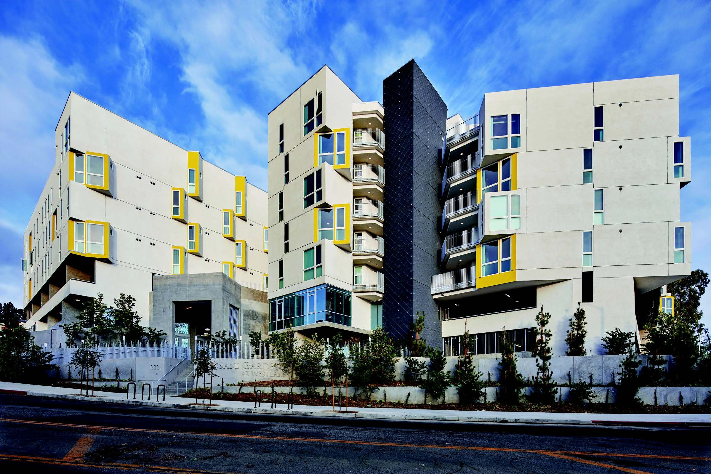 Linc Housing Debuts An Intergenerational Affordable Housing Community In Los Angeles Ca For Formerly Types Of Houses Low Income Apartments Affordable Housing
