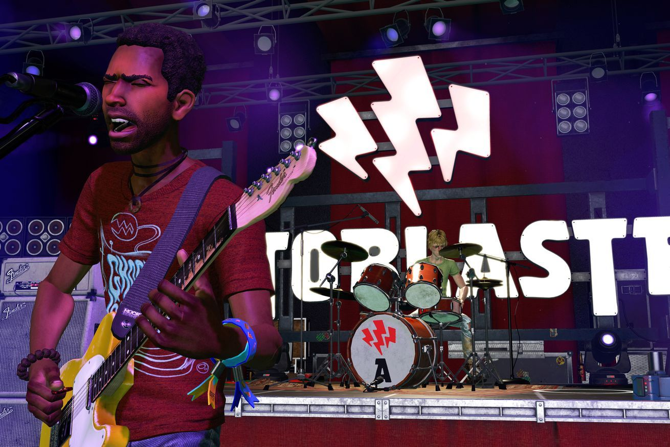 The five most interesting Oculus games at GDC Rock bands