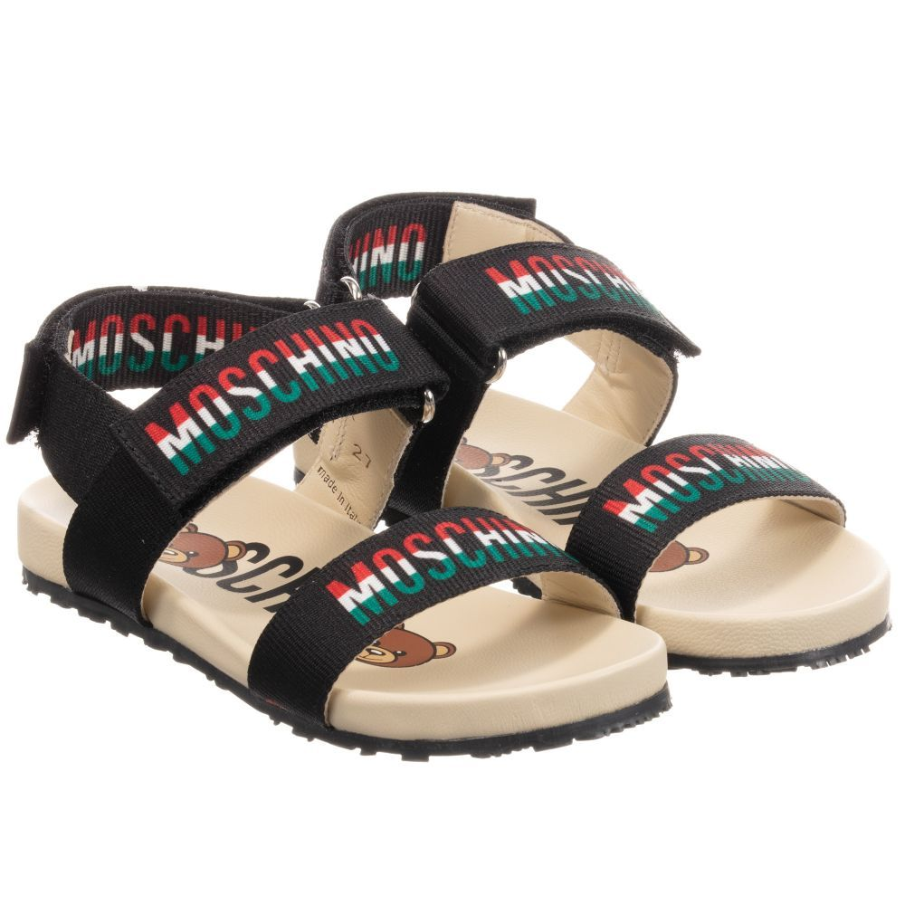 c15daf03f Unisex sandals by Moschino Kid-Teen