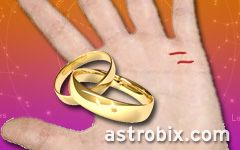 The Line Of Marriage In Palmistry Palmistry Happiness Symbol