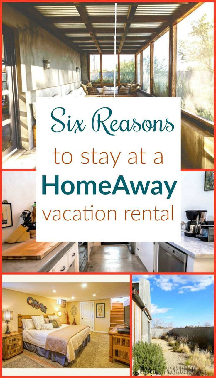 Six Reasons Why Families Should Stay At A HomeAway