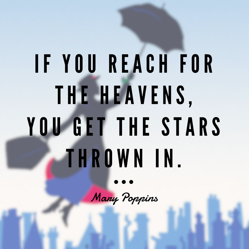 Image Result For Mary Poppins Quotes Inspirational Quotes Inspirational Quotes For Kids Broadway Quotes