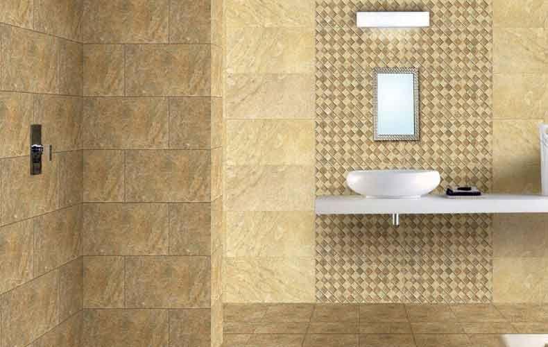 Bathroom Tile Designs Ideas Model Home Decor Bath Room Wall