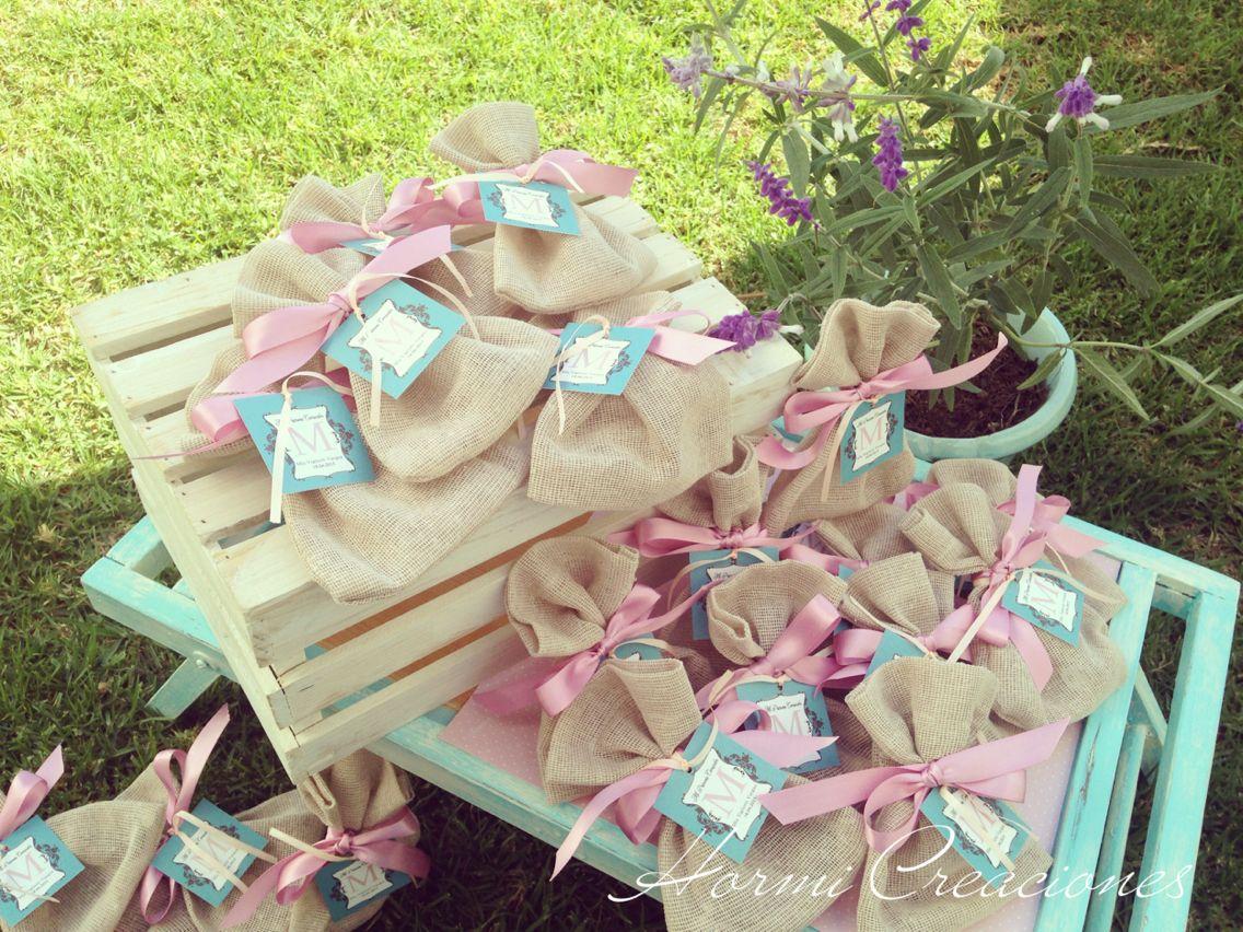 4e1b8426a Recuerdos para Primera Comunión, bolsas de yute. | regalos | Bolsas ...