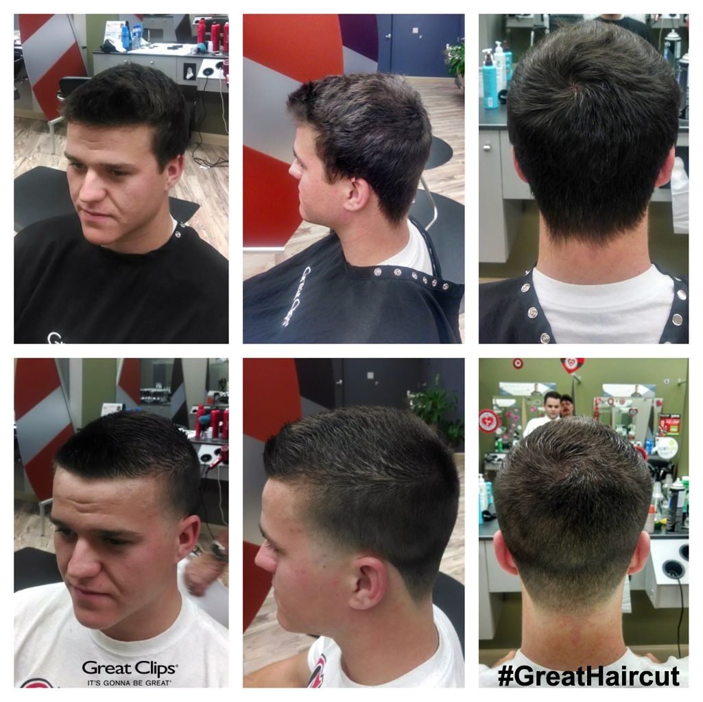 Faux Hawk Fade Greathaircut Pinterest Hair Cuts Faux Hawk