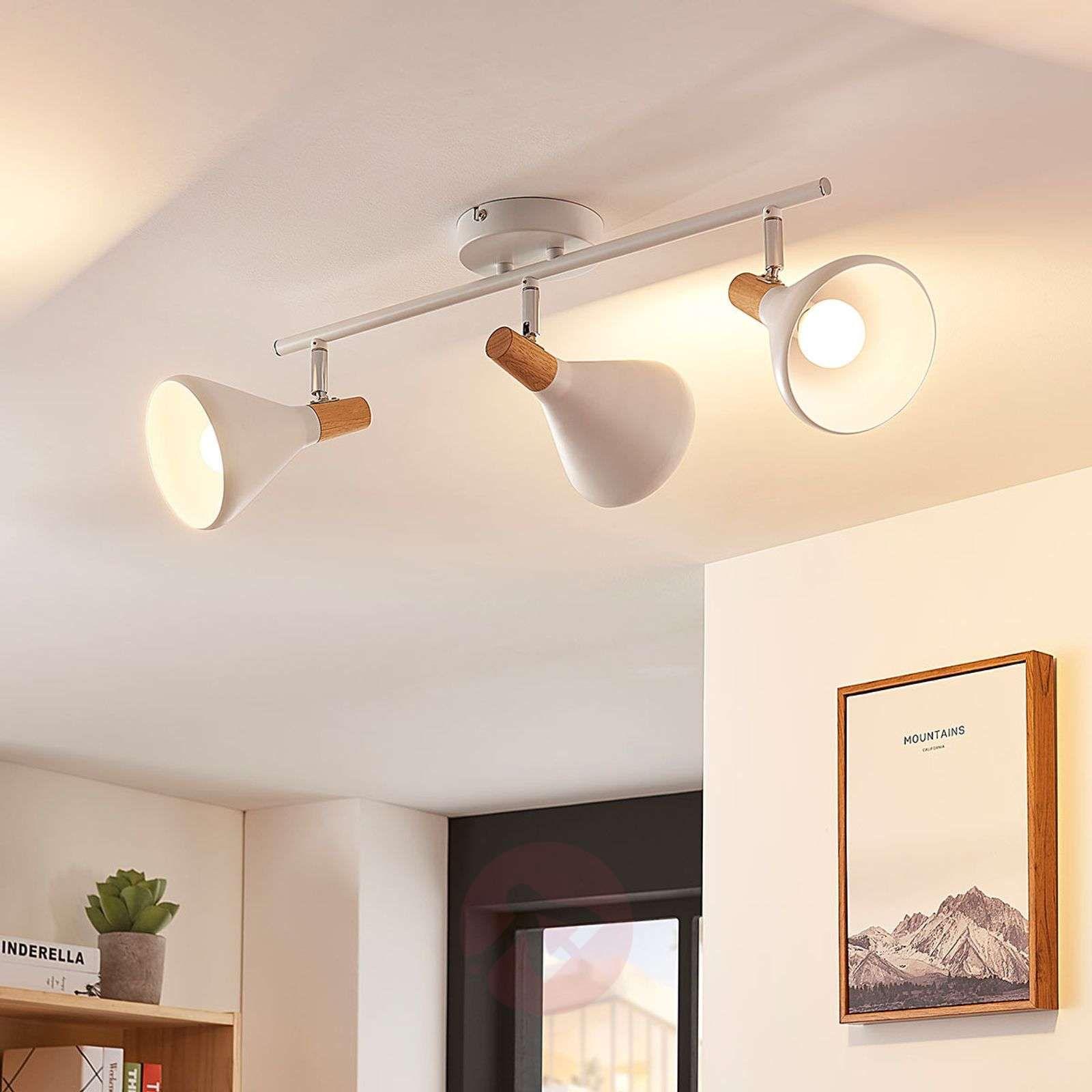 lampy do białej kuchni i salonu