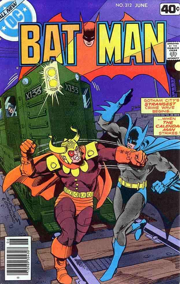 Batman (Vol.1)   DC Comics  1940 - 2011