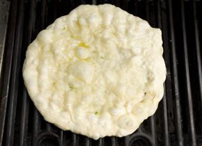 Easy Grilled Pizza Dough Recipe