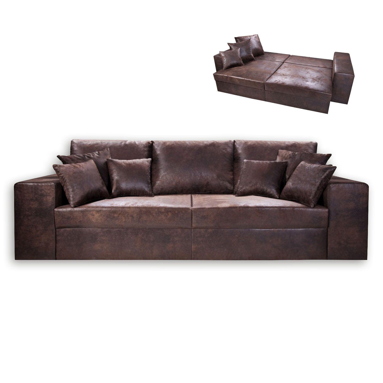 Bemerkenswert Big Sofa Microfaser Dekoration Von Https://www.roller.de/m C3 B6bel/
