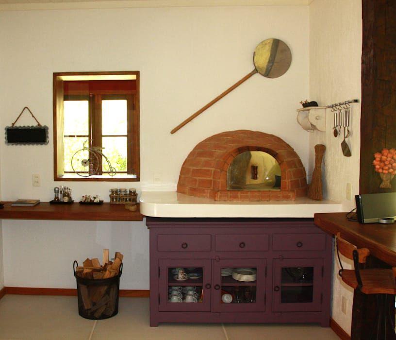 Cocinas de estilo colonial por flavio berredo arquitetura e constru o home design house - Cocinas estilo colonial ...