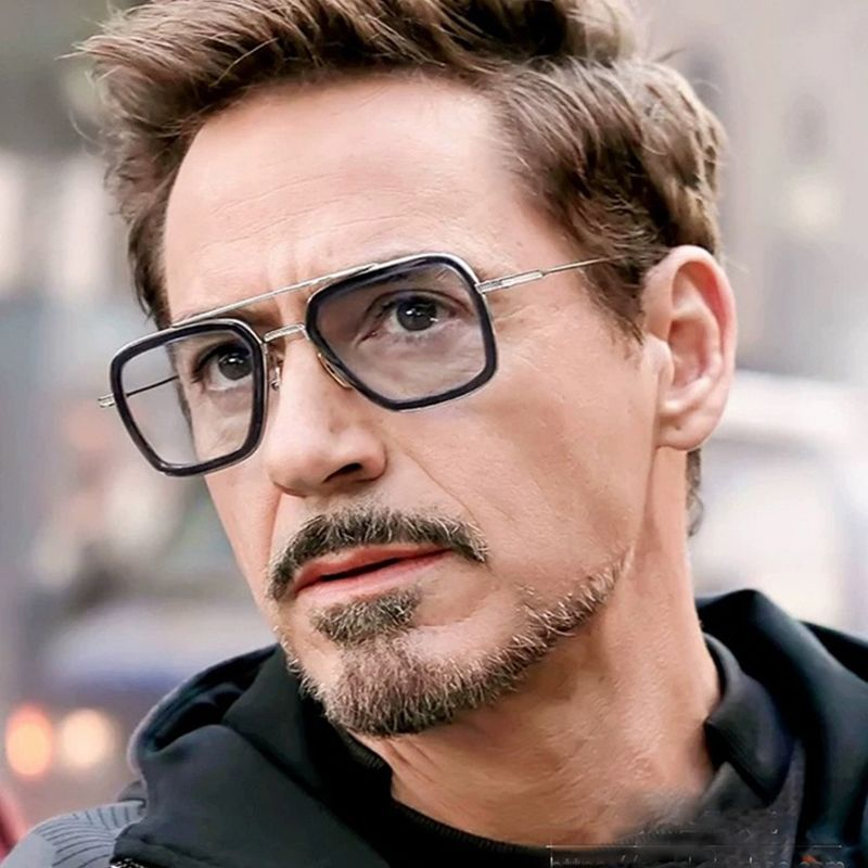 Hbk 2019 Avengers Iron Man Glasses Endgame Tony Stark