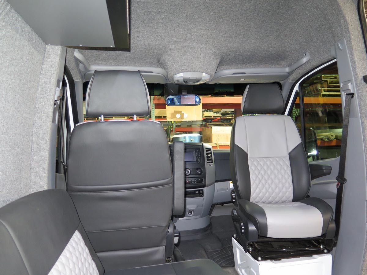 Mx Van Conversions El Kapitan Van Conversion Van Chevy Express