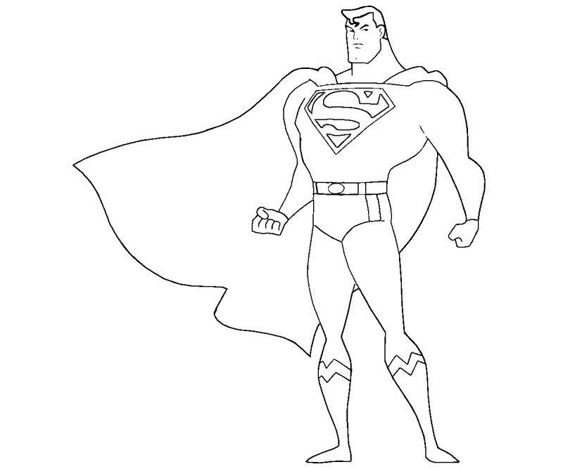 Superman Coloring Pages Hellocoloring Com Coloring Pages Coloring Home Superhero Coloring Pages Superhero Coloring Superman Coloring Pages