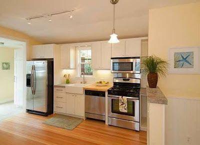 gambar desain dapur rumah minimalis sederhana | renovasi
