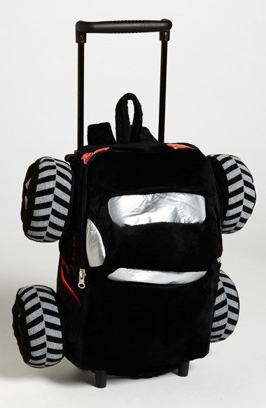 Popatu  Monster Truck  Rolling Backpack (Toddler) available at  Nordstrom 2d5c222c2e7a6