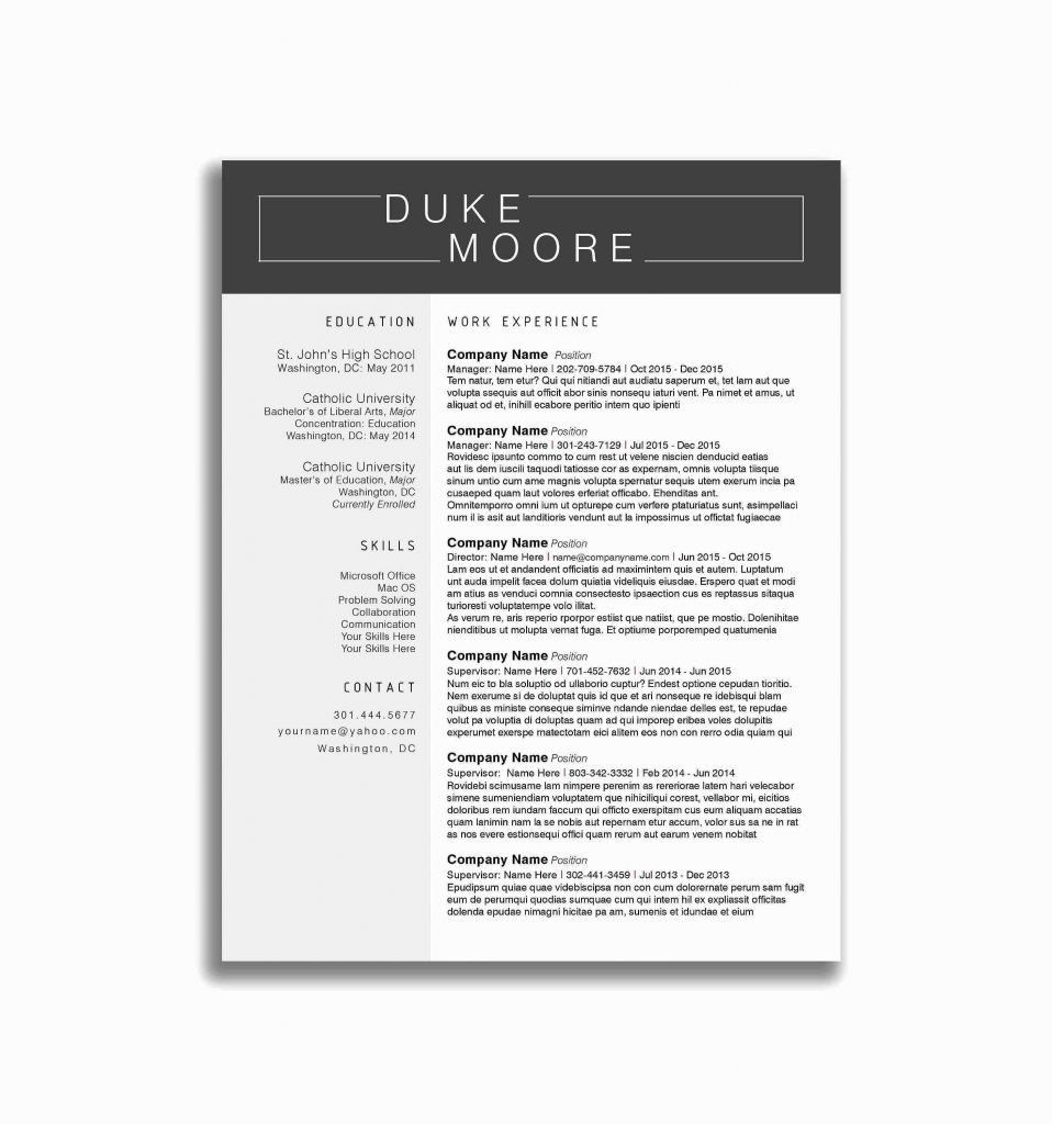Relevant Coursework Resume Reddit Inspirational Open Source Resume