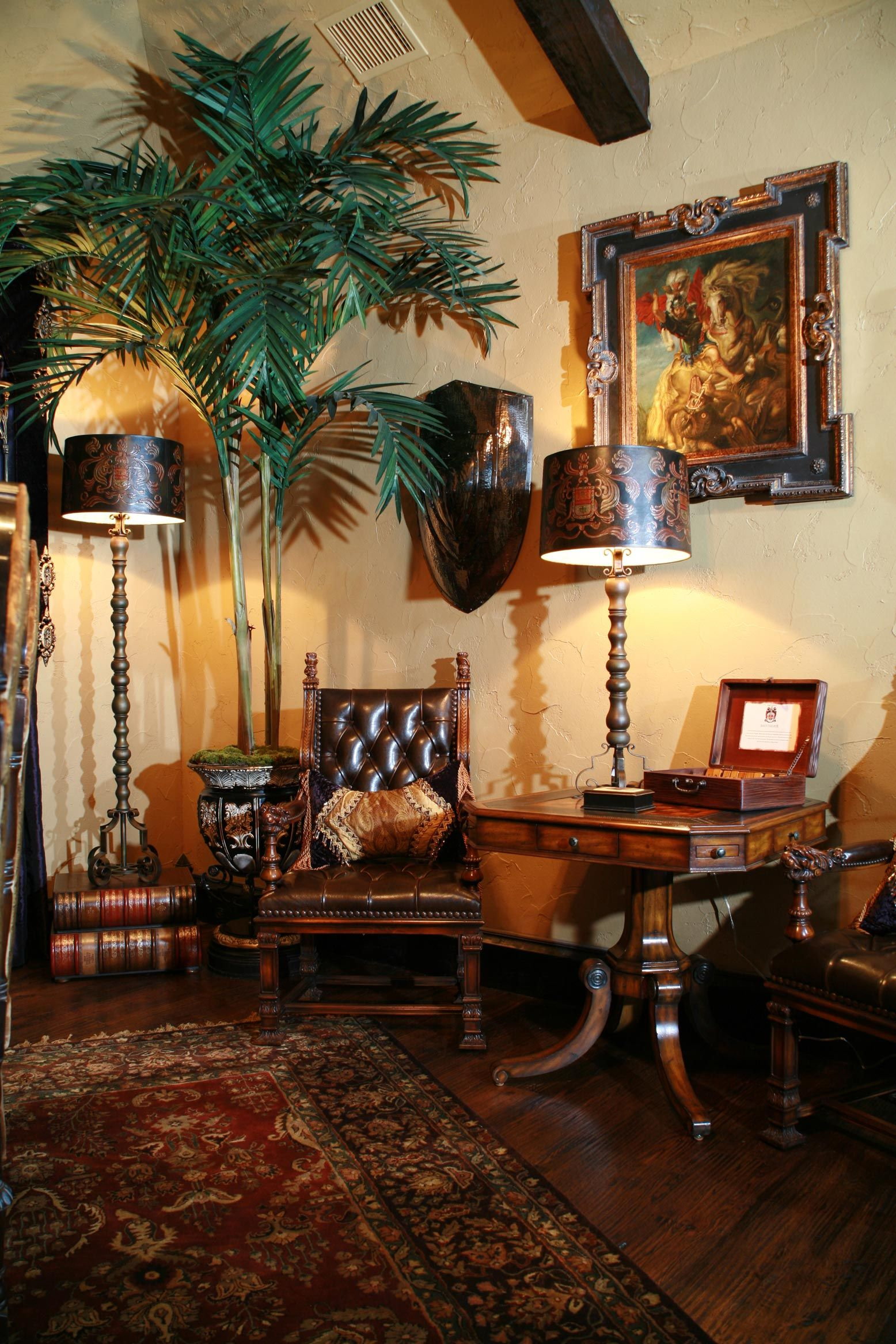 Old World Style British Colonial Decor Colonial Decor