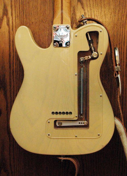 Кто-нибудь пробовал играть с B-Bender? - форум гитаристов | six ...