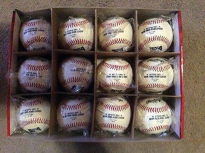 Baseballs 73893: Rawlings Dozen (12) New York - Penn League