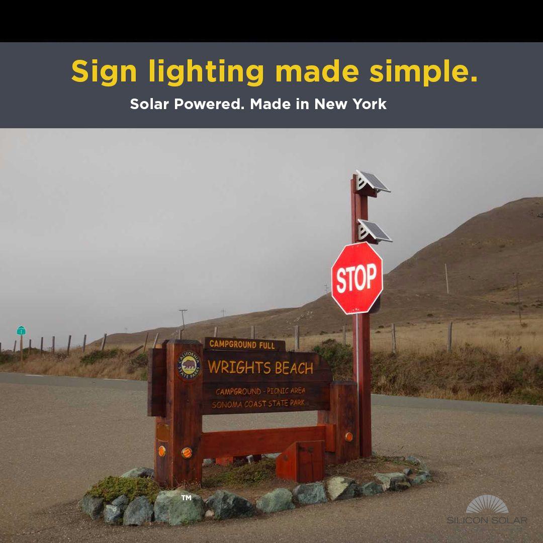 Genlight Commercial Solar Sign Lighting