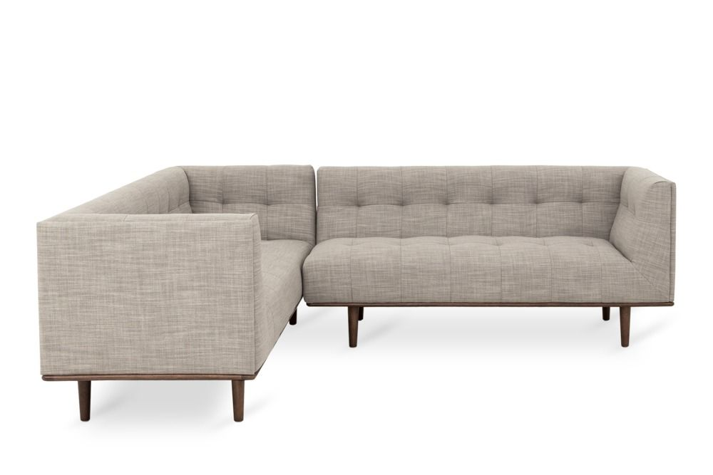 Jeanne L Shape Sectional Sofa Sectional Sofa With Chaise Sectional Sofa Living Room Elevation