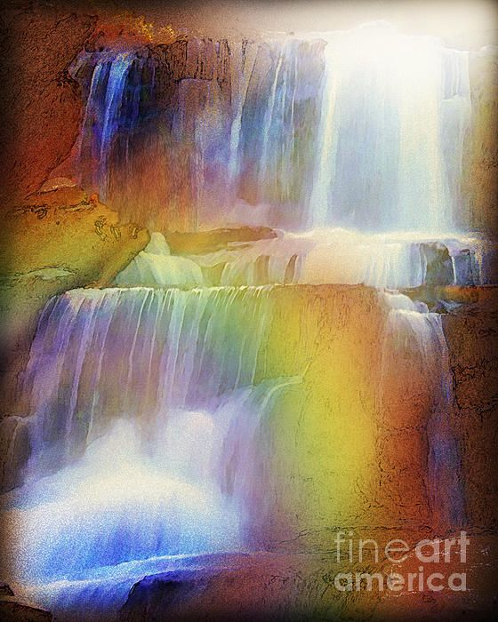 Streams Of Mercy by Todd L Thomas   Heaven art, Prophetic painting, Jesus images