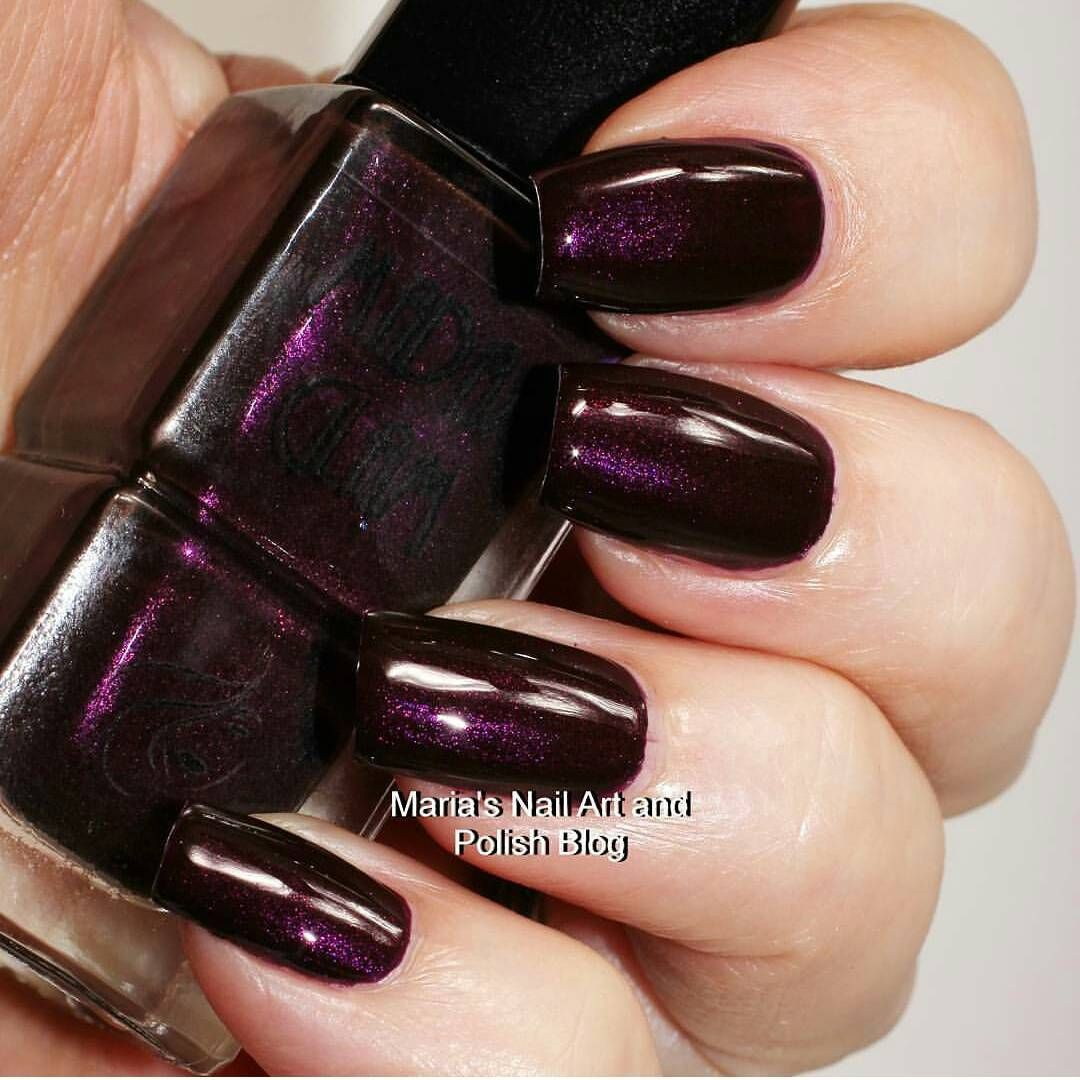 Drink with me nail polish This deep plum color will make a great ...