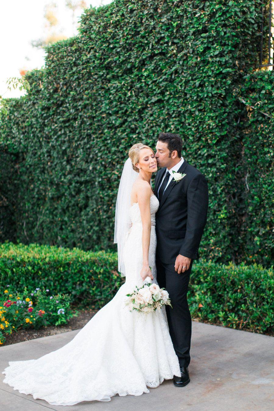 Classic + Elegant San Diego Wedding dress Wedding