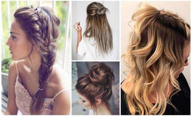 Spring Hairstyles The 8 Trendiest Haircuts For Spring  Spring Hairstyles Trendy