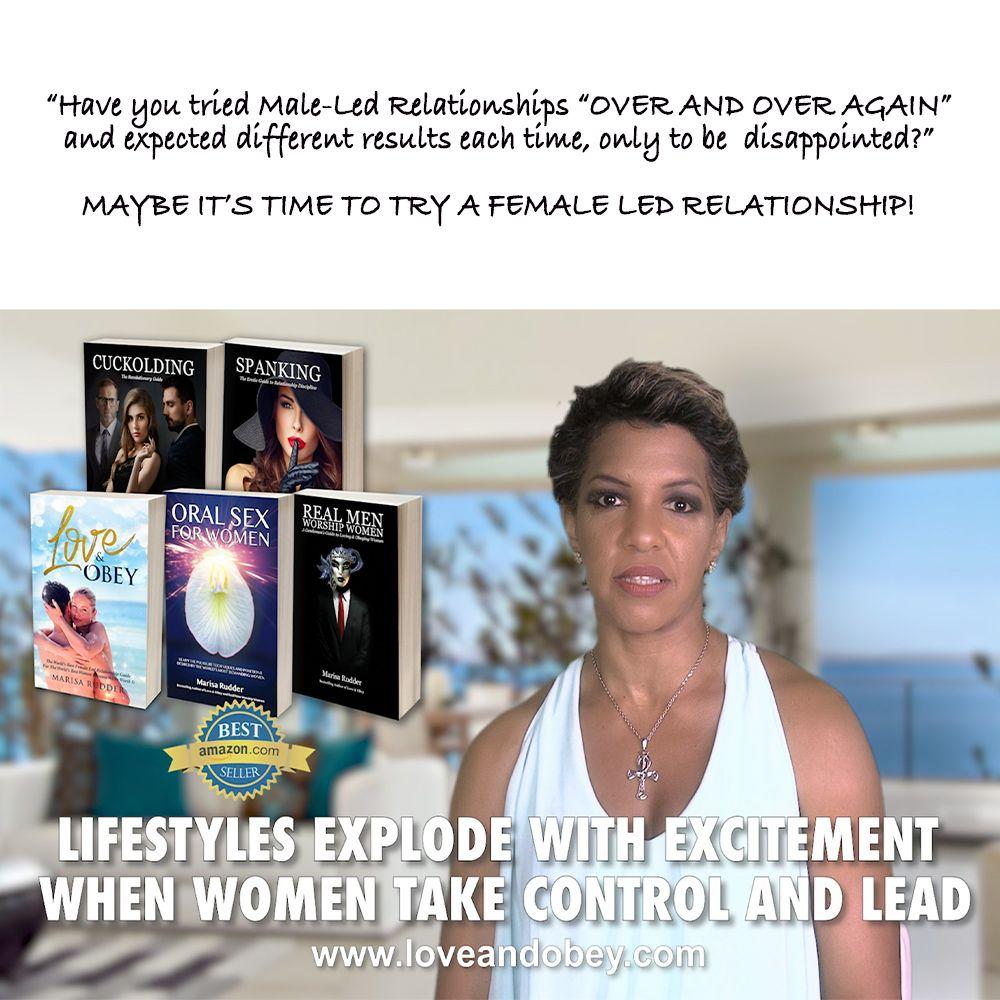 Relationship blog led female FLR Joy