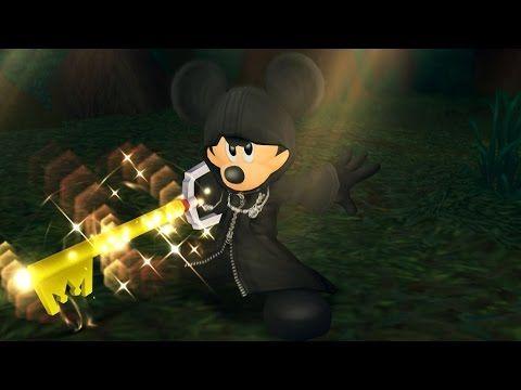 Top 5 Mickey Moments in Kingdom Hearts - YouTube
