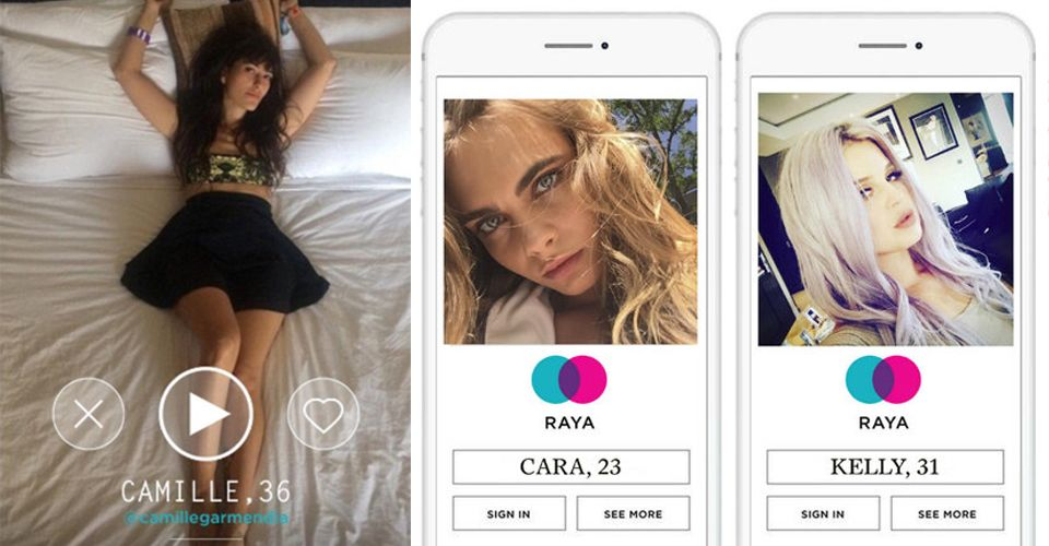 Raya dating app scaricare